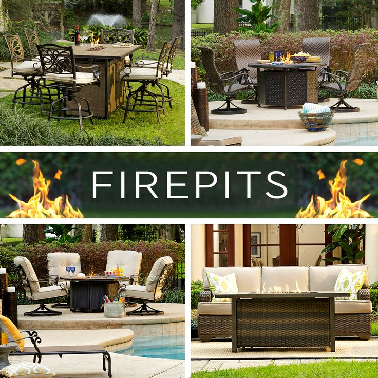 Shop For Outdoor Furniture Fire Pits At Star Furniture TX In Houston, Texas.