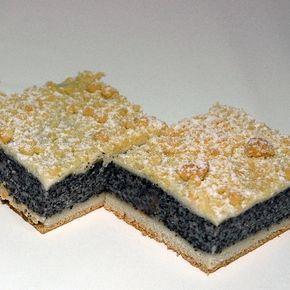 Mohn-Streusel-Kuchen Rezept   Küchengötter