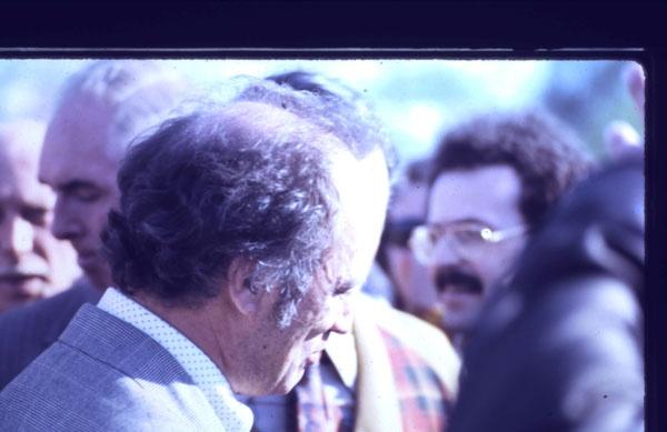 Pierre Trudeau, Sutton Fair, 1974