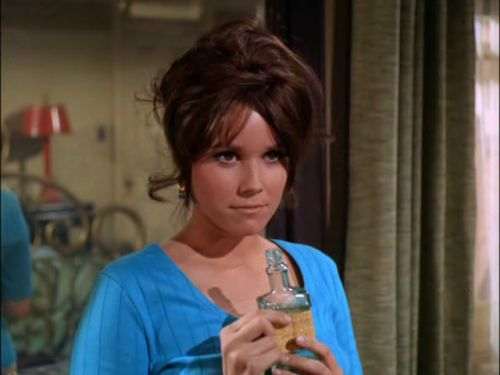 Young Barbara Hershey in an episode of The Invaders - 1968