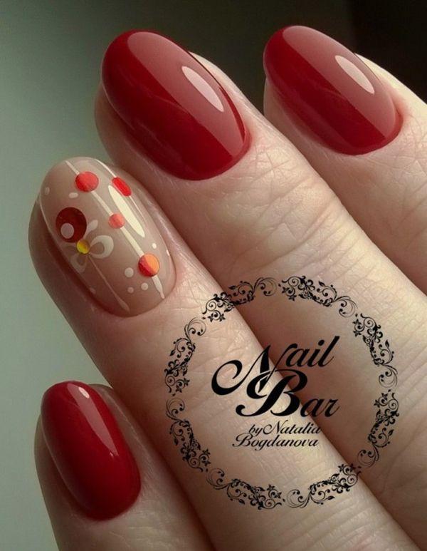 Beautiful Nail Art Ideas 2017 - Reny styles