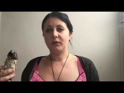 smudgeing does not always work to get rid of spirits. - YouTube