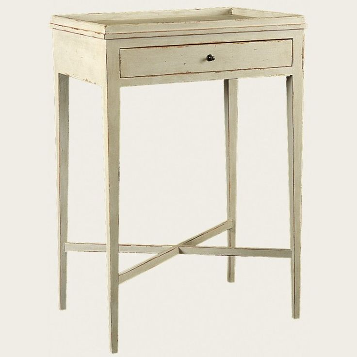 High Quality Hand Carved And Painted Side Table