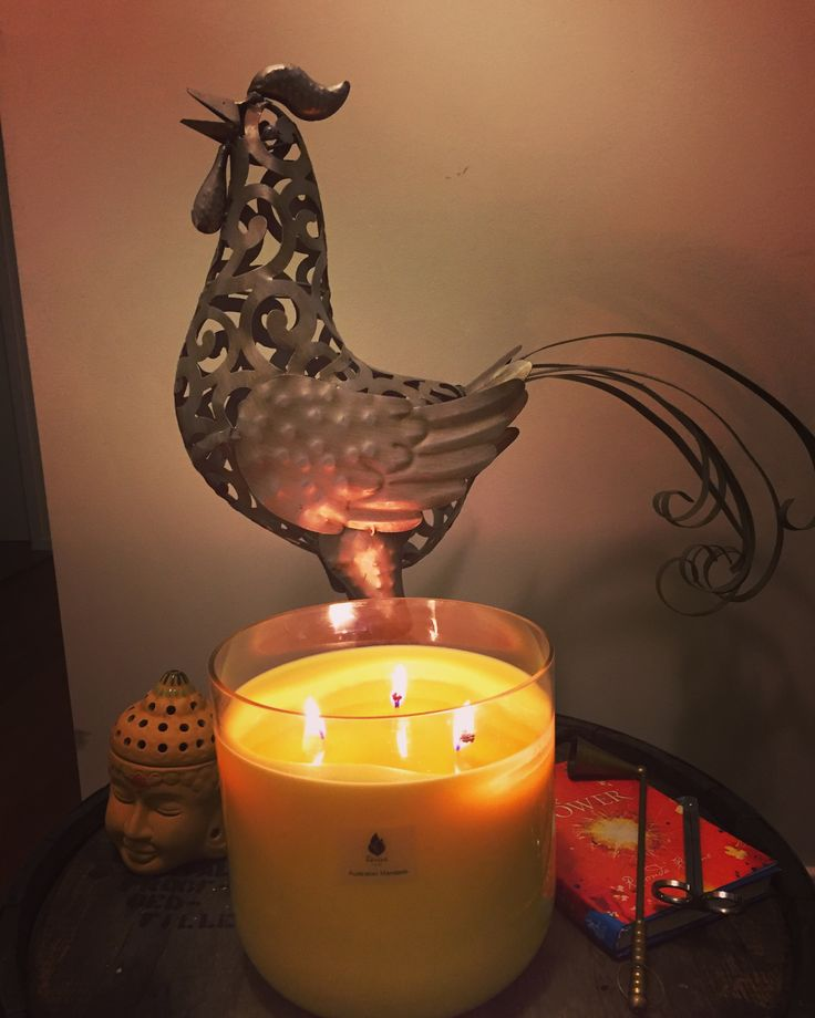 Huge 4 litre x 4 Wick 20cm x 20cm candle. 180+ hours burn time. Fragrance of your choice.