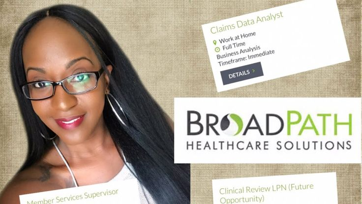 awesome - Now Hiring!! Work From Home HealthCare Jobs At BroadPath HealthCare Solutions