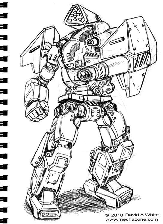 Art book tutorial example by Mecha-Master.deviantart.com