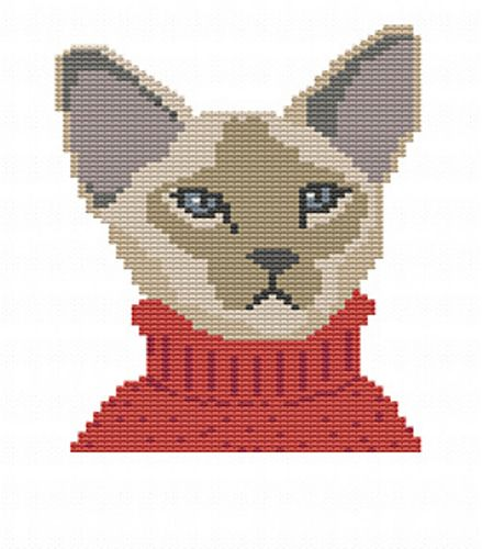 68 Best Cat Knits And Knitting Images On Pinterest Knitting Knit