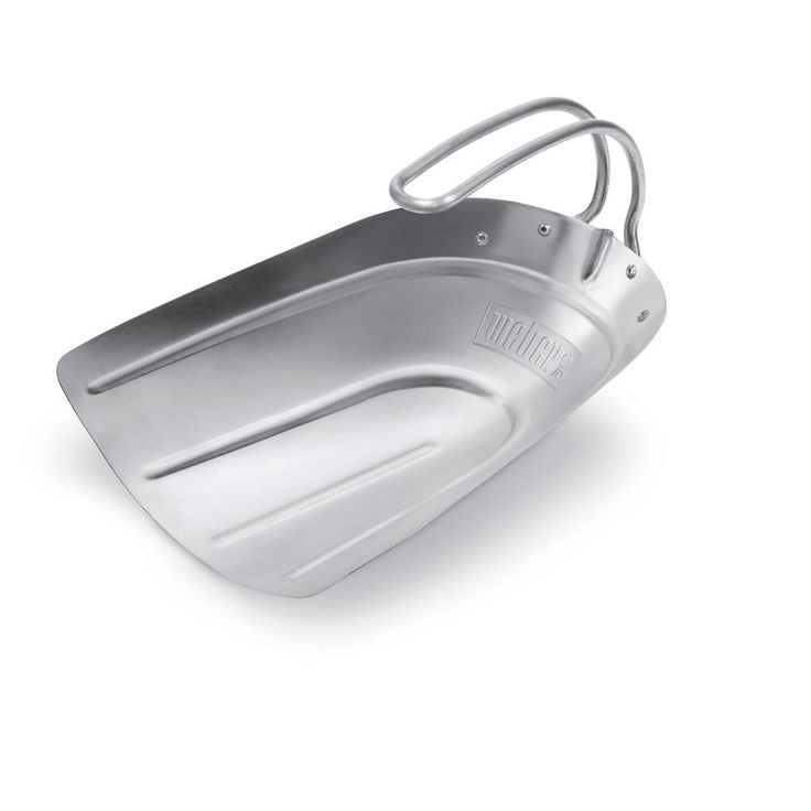 Ash Shovel - Made Of Stainless Steel - Easy To Use -Works Perfectly - Great Tool