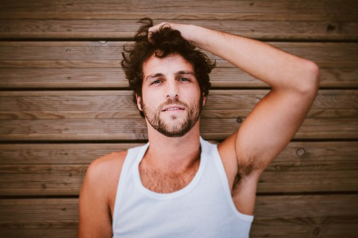 man model photography portrait