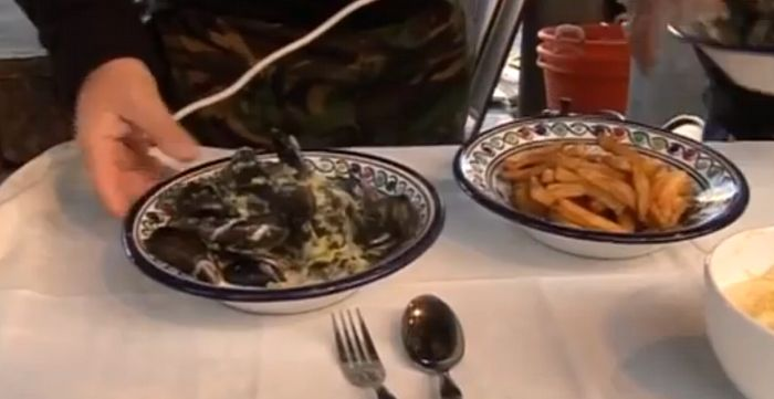 Moule Frites Belgium Style With The Hairy Bikers