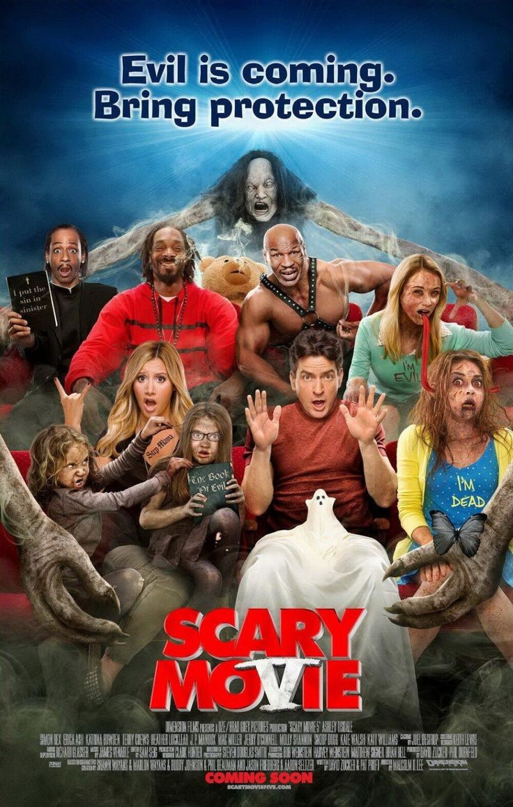 Film scary movie 5 en streaming directement sur http istreamingvk com
