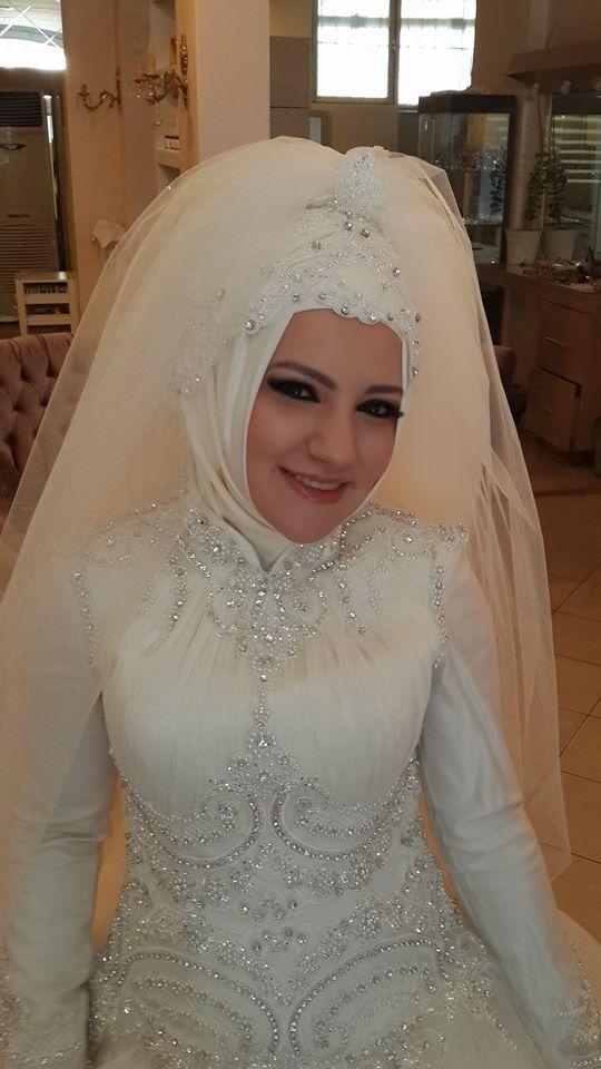 Turkish Brides ☪   Tesettürlü Gelinlik & Nişan Elbiseleri ...