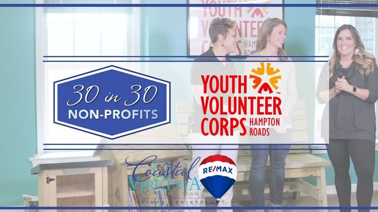 Youth Volunteer Corps of Hampton Roads   Day #6 of 30 (Non-Profit Edition)