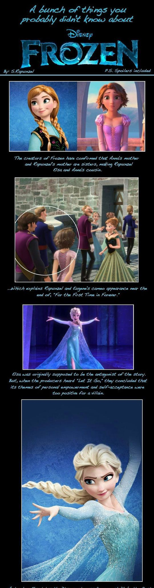 A Bunch Of Things About Frozen You Probably Didn't Know
