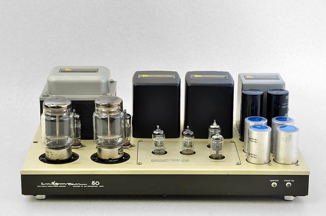 Luxman MQ80