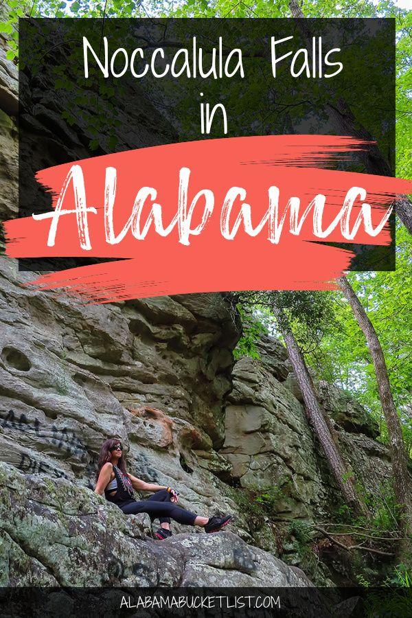 Noccalula Falls Halloween 2020 Noccalula Falls in Alabama · Alabama Bucket List in 2020   Usa