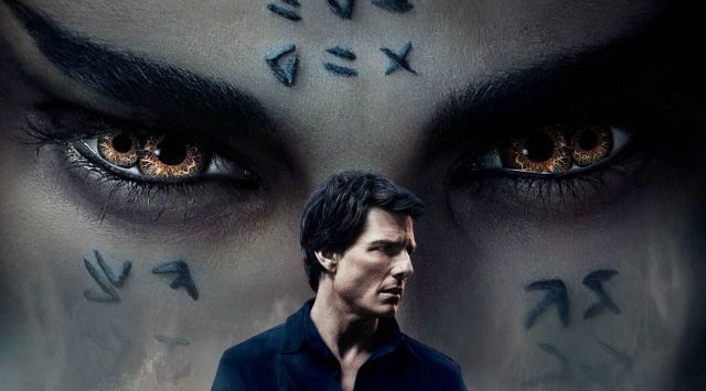 The New Mummy Poster Has Its Eyes on You… and Tom Cruise