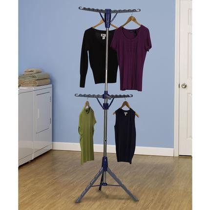 2 Tier Tripod Clothes Dryer