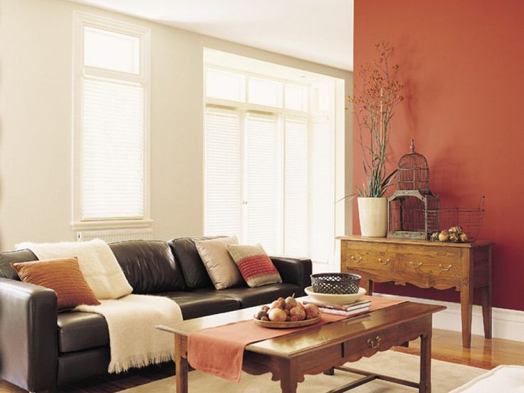 Orange and neutral interior #carmenmiranda #ecru #cottontail