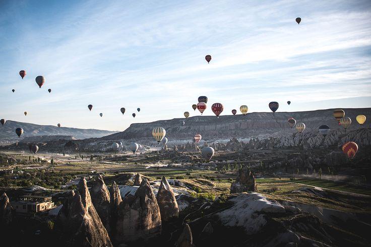 Nevşehir Seyahat Rehberi