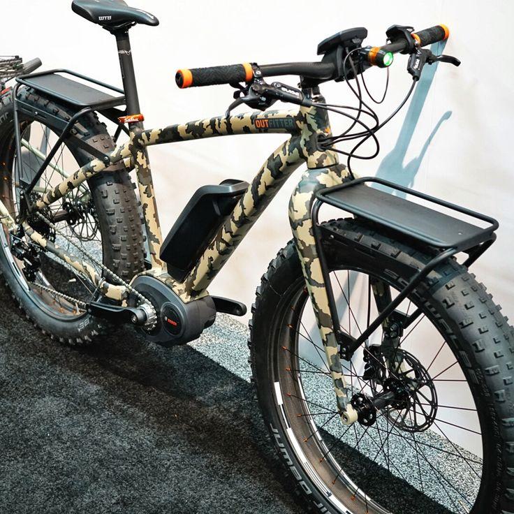 Felt Outfitter E-Fat Bike