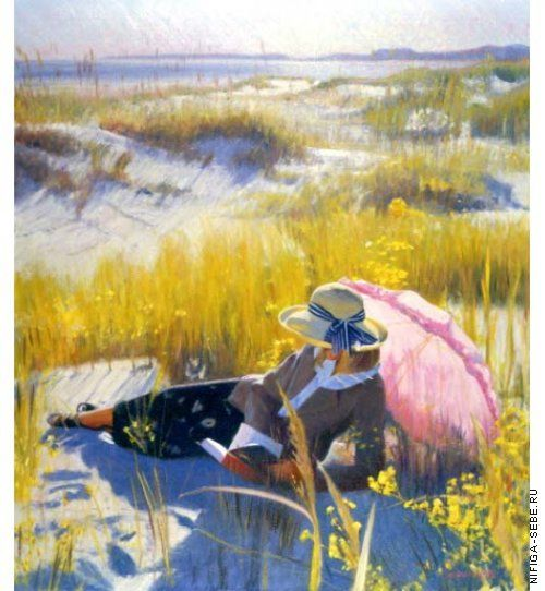 Летняя живопись от Candace Whittemore Lovely