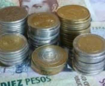 Cambio de pesos argentinos a euros Convertidor de Moneda on-line