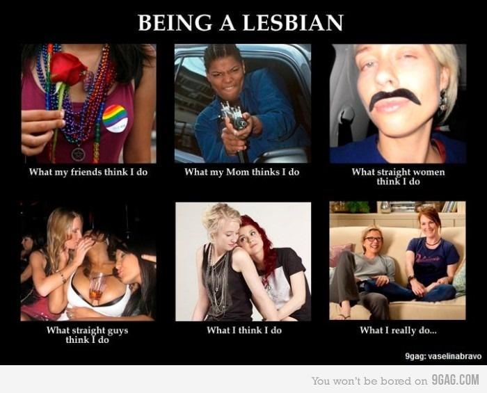 Lesbian Baiting
