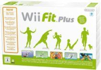 Nintendo Wii Fit Plus with Balance Board - White (Wii) #fitness