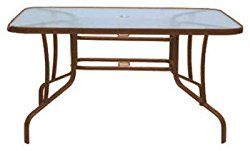 AGIO INTERNATIONAL Melrose Table, 38″ x 54″