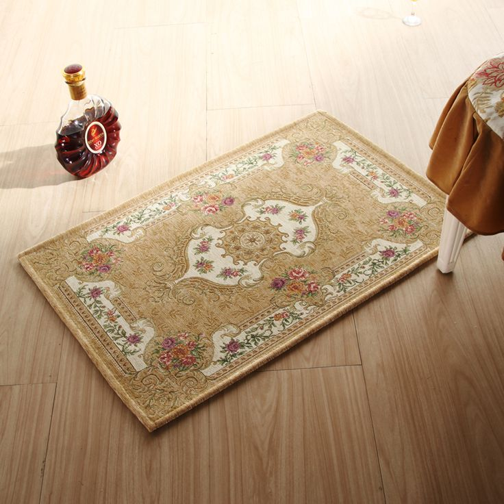 Find More Mat Information about European style Jacquard Floor Mat , living Room Window Side Door Rug ,Bathroom Door  rug foot cloth rug with Anti slip TM1654060,High Quality rugged tablet pc gps,China rug ikea Suppliers, Cheap rug orange from Household Products wholsale and Retail on Aliexpress.com