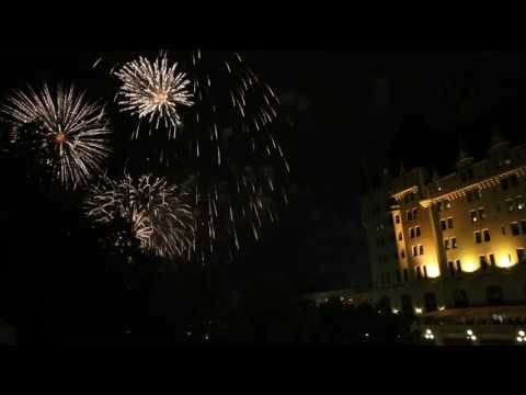 Ottawa Canada Day Fireworks 2016 - YouTube