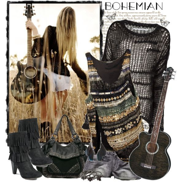 """Bohemian Song"" by annabu on Polyvore: Inspirationbohemian Style, Boho Wardrobes, Bohemian Fashion, Inspiration Bohemian Style, Fashion Inspiration Bohemian, Fashion Inspirationbohemian, Bohemian Songs, Boho Style, Breathtak Boho"