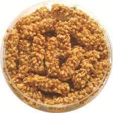Resep kue : LontongParis Bahan : 250 gr mentega 75 gr gula halus 1 btr telur 300 gr tepung terigu 2 sdm maizena Bahan...