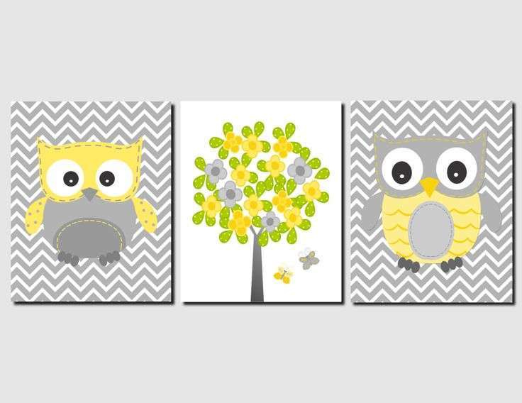 Old Fashioned Owl Wall Decor For Nursery Crest - Wall Art Design ...