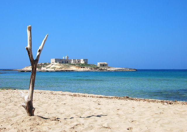 Spiaggia delle Formiche