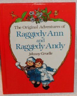 Johnny Gruelle and Raggedy Ann