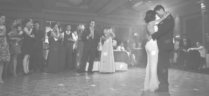 First dance with haze