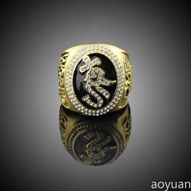 Aoyuan Championnat anneaux, 2005 Chicago White Sox World Series Championnat Anneau, amateurs de sport anneaux, hommes cadeau anneau