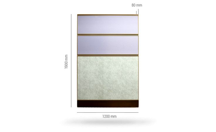 Zonit 80 by Kinnarps Evaluated by Acousticfacts.com #floorscreen #absorbent #acousticfacts #soundenvironment #office
