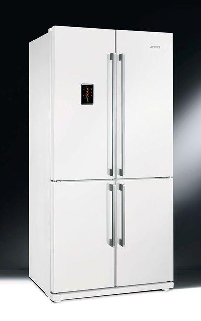 Smeg jääkaappipakastin FQ60BPE Side-by-side 385-462/78-155 L valkoinen - Koti.in SHOP verkkokaupasta