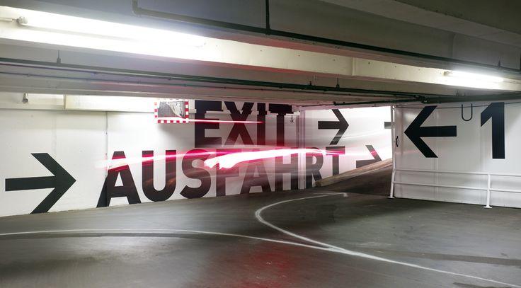 235 best images about parking graphics on pinterest for Graphic design frankfurt