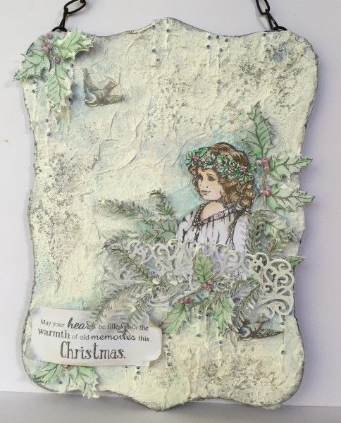 Created with the A Little Bit Festive stamps from Sheena Douglass at Crafter's Companion. #crafterscompanion