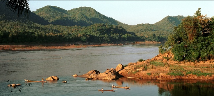 #Mekong River #Cruise #Trip  http://www.exoticvoyages.com/laos-destinations