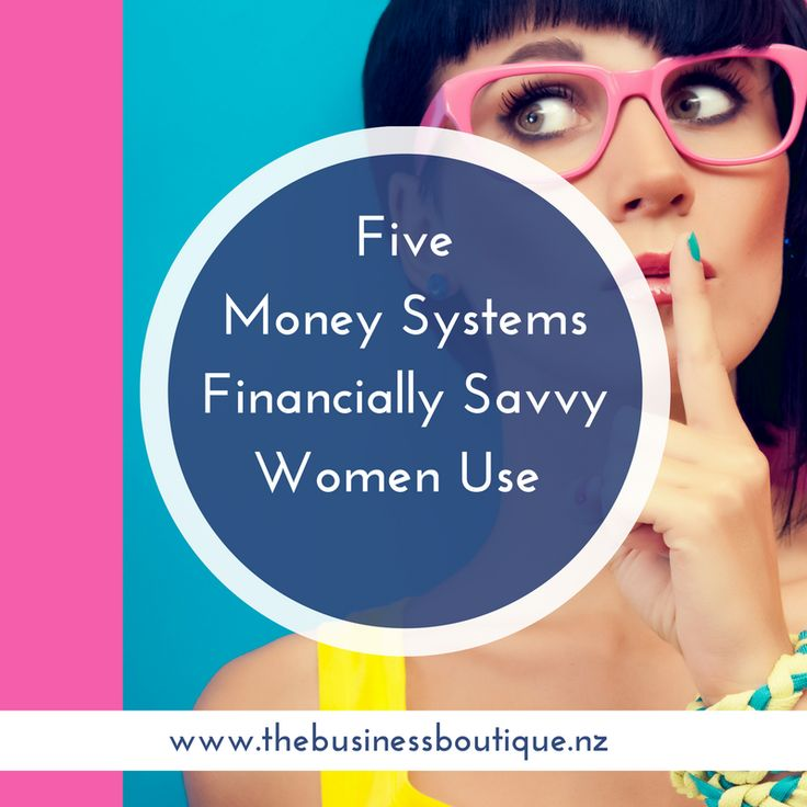 Ever wondered what financially savvy women do to be savvy? In this blog there are 5 easy habits and systems they follow.  Apply them yourself and become financially savvy too.