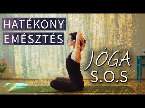 Jóga Zóna magyarul (emésztés, hasizom, hát) - YouTube