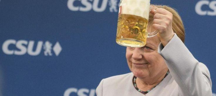 Merkelová: My, Európania musíme vziať náš osud do vlastných rúk