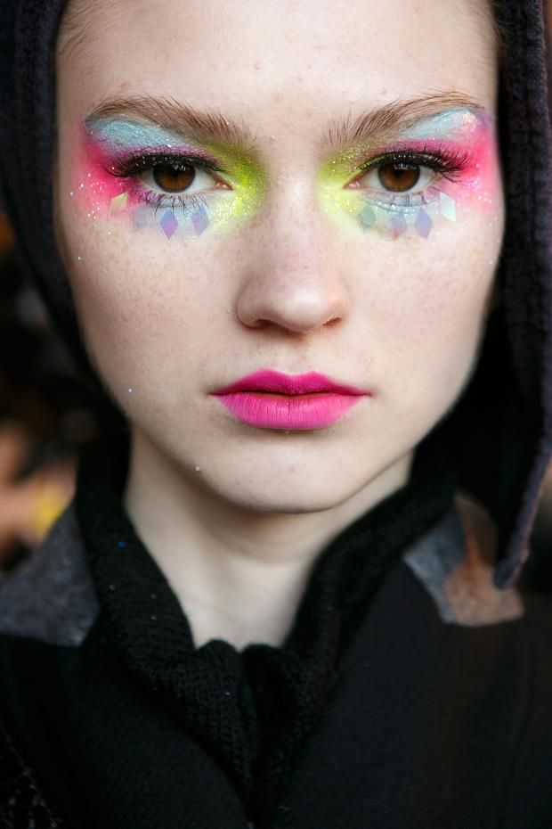 Manish Arora Beauty S/S '16