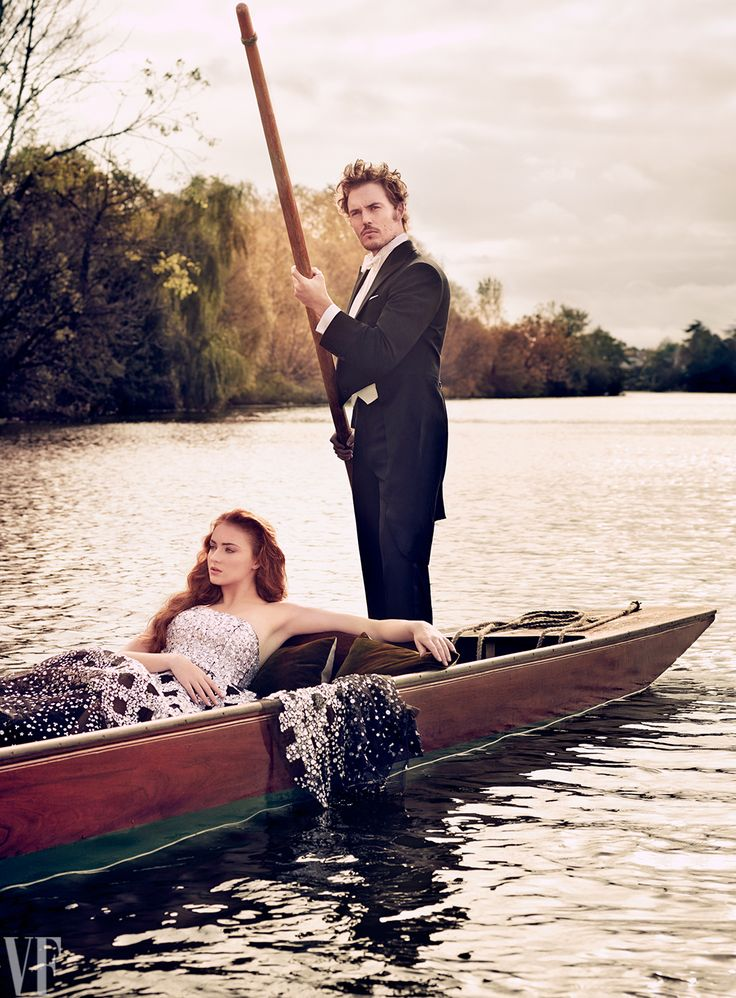 SAM CLAFLIN AND SOPHIE TURNER / Be inspired www.luxxu.net #lighting company #lighting photography #lightingtechniques , digital photographer, fashion photography, light photography