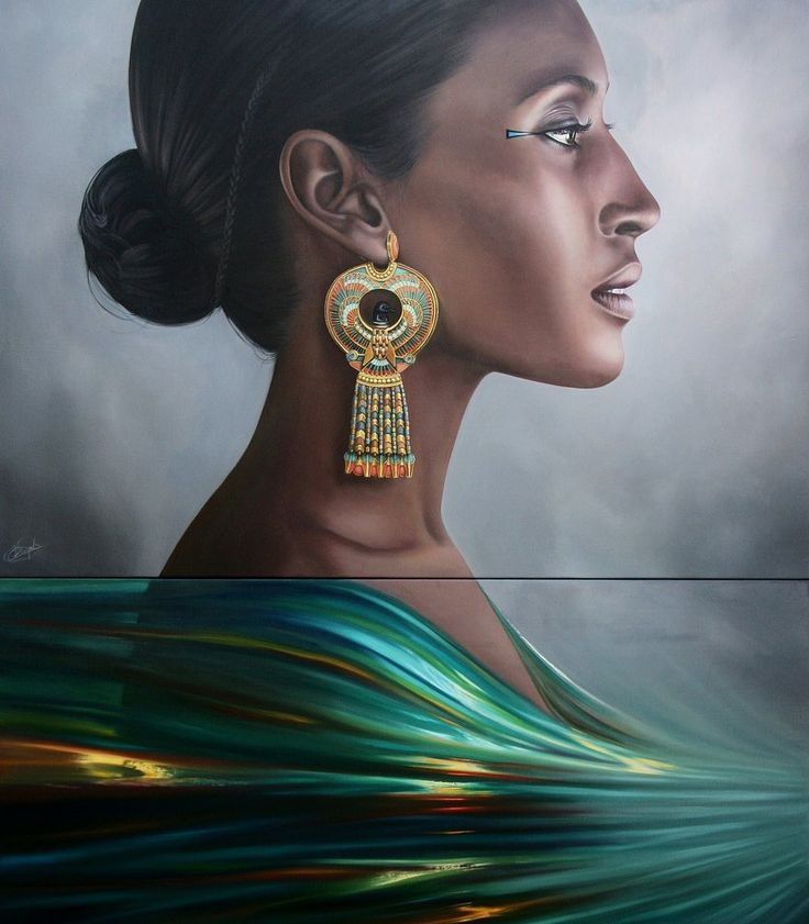 Hatshepsut was the fifth pharaoh of the Eighteenth dynasty of Ancient Egypt. She is generally regarded by Egyptologists as one of the most successful pharaohs, reigning longer than any other woman of an indigenous Egyptian dynasty.  ARTIST: RAIPUN